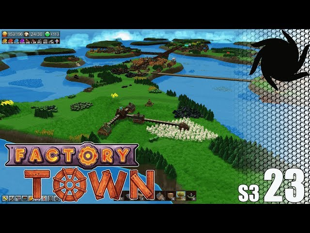 Factory Town - S03E23 - Steam and Mana