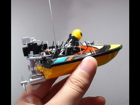 Micro Speed Boat From Thegiftbasketmall Com Youtube