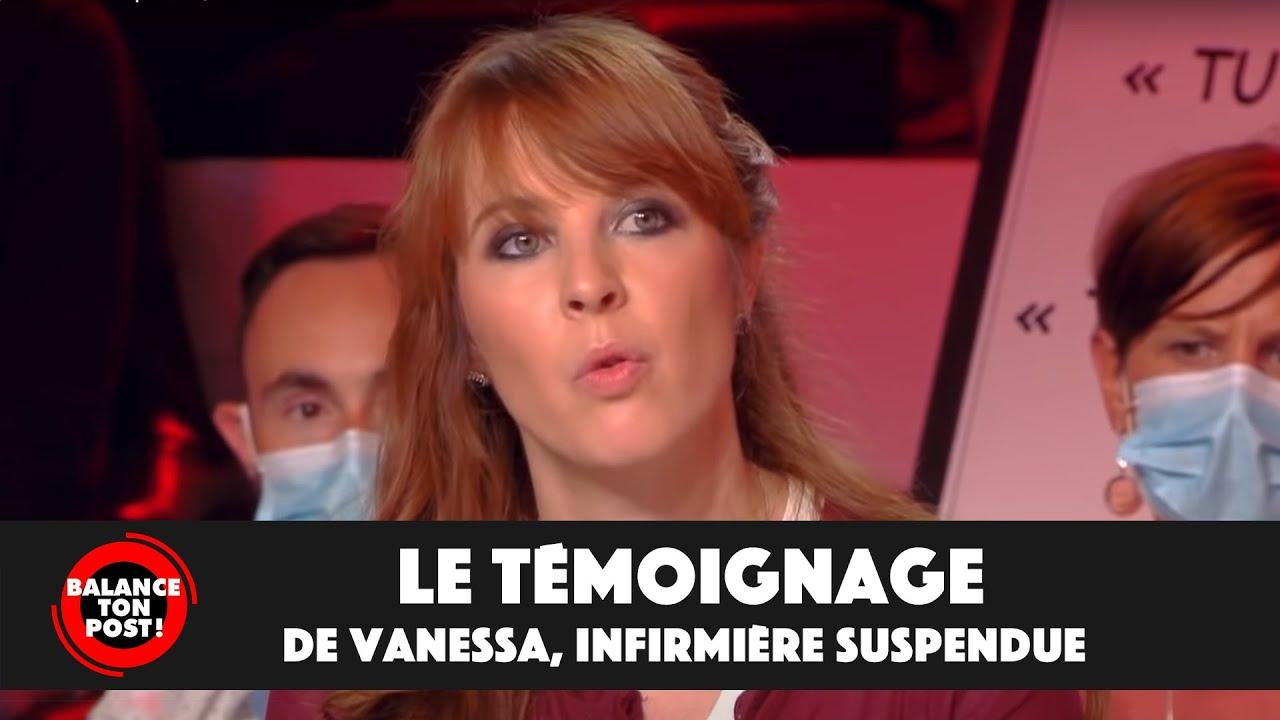 Replay TPMP : Le témoignage de Vanessa, infirmière suspendue, refusant la vaccination