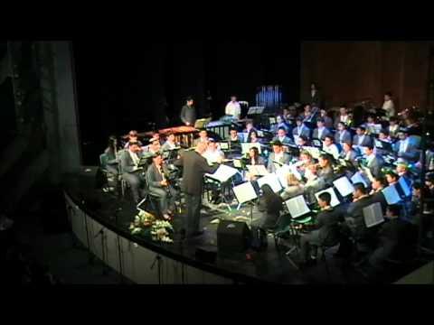 Sasha Argov Songs - Arr. Boris Pigovat - Netanya Wind-Orchestra