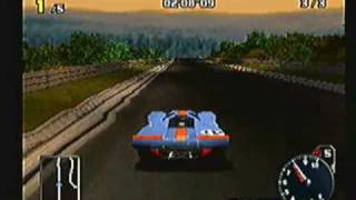 Need For Speed Porsche Unleashed - 917 Race