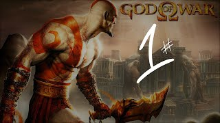 GOD OF WAR - Walkthrough Part 1 (PS4 Gameplay) No Commentery