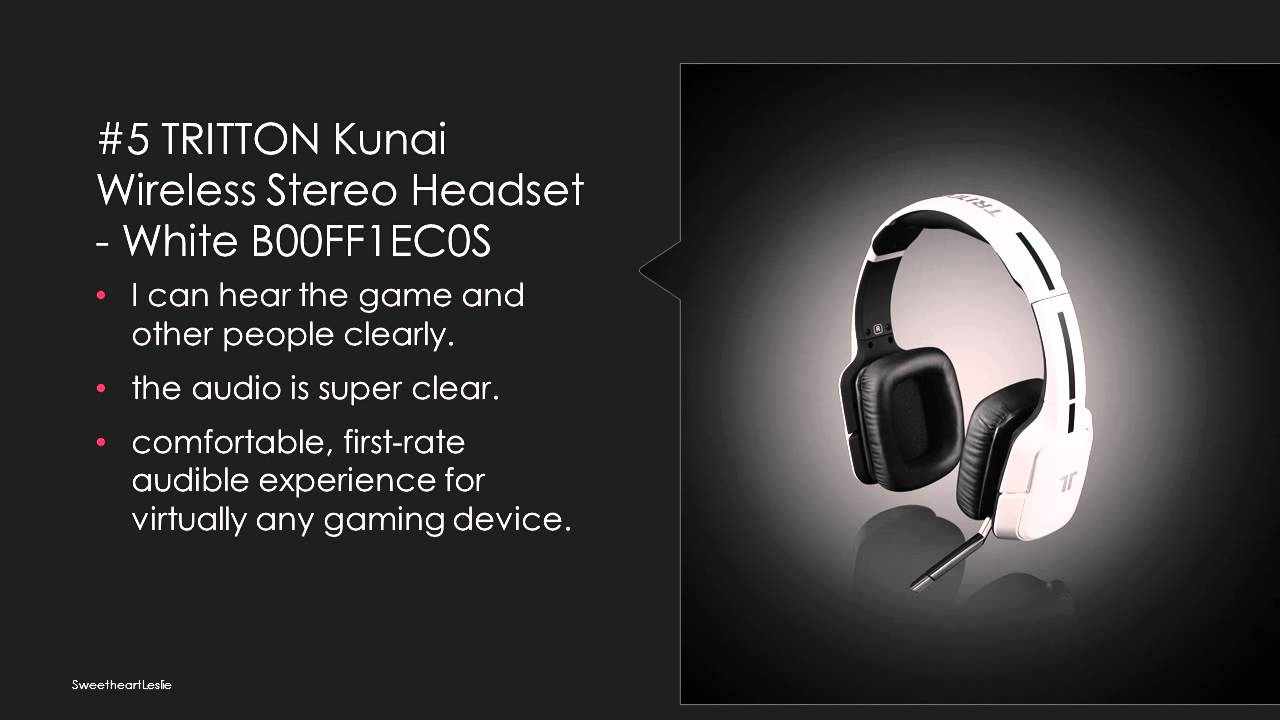 top 10 comfortable ps4 headset reviews best cool gaming. Black Bedroom Furniture Sets. Home Design Ideas