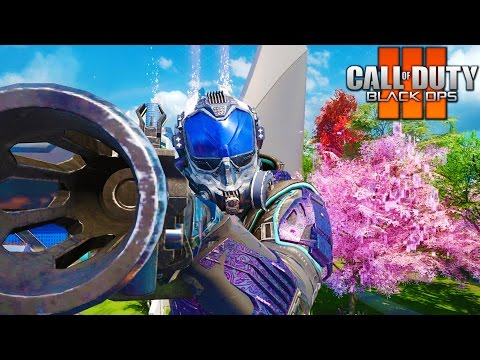 My Favorite Over-Powered Gun - Black Ops 3 Playing With The Crew!!