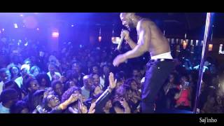 "Iyanya performing ""MR oreo""  @ BLISS NIGHTCLUB WASHINGTON D.C...2015"