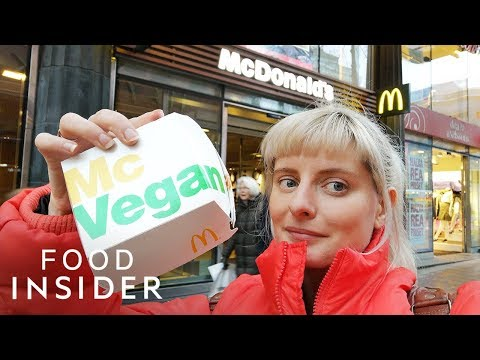 How Is McDonald's Different In Sweden?