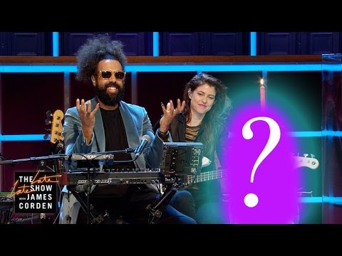 Thumbnail: Reggie Watts Gets a Special Birthday Gift