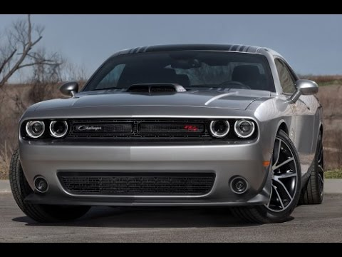 2015 Dodge Challenger SXT Start Up and Review 3.6 L V6