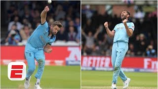 What makes England's Liam Plunkett so successful in the middle overs? | 2019 Cricket World Cup