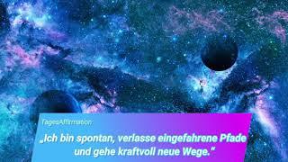 "TagesAffirmation ""Neue Wege"""