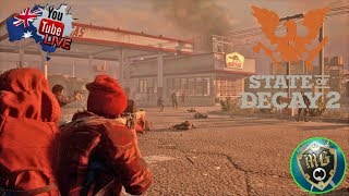 State of Decay 2 🧟 Live Game Play, Climbing The Z Kills Score Board