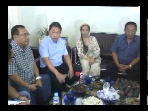 Governors Press Conference in the Province of Sulu