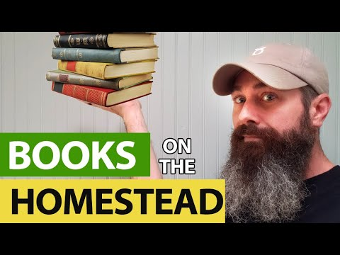 Resource Books That Your Homestead Can't Do Without