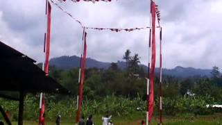 Lomba Merpati Tinggi Kolongan di Pasir Layung Bandung, 07 Desember 2014