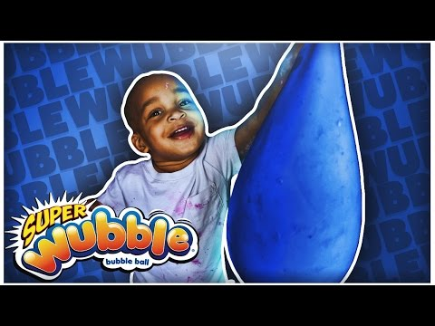 GIANT WUBBLE BUBBLE | DIY FLUFFY SLIME STRESS BALL | SUPER SQUISHY & SOFT!!!