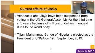 UN and Its Principle Organs | Lecture 2 | For UPSC/CSE/IAS