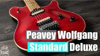 Peavey Wolfgang Standard Deluxe - The Tone Boutique Demos
