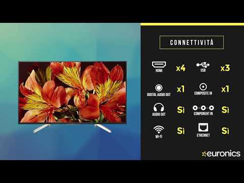 Sony | Android TV | LED 4K UHD HDR | 65XF85