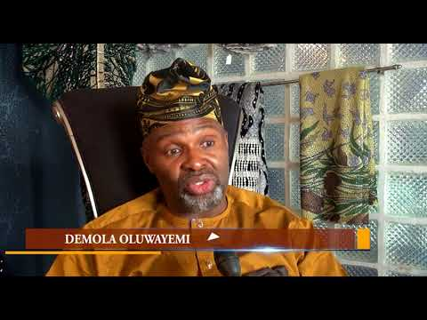 Today's Style With Ruth Aguele: Chat with Demola Oluwayemin Lace Fabrics Merchant