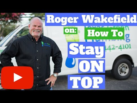 Roger Wakefield on: Staying on Top of Your Game