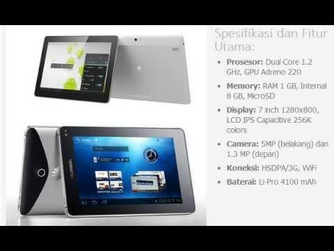 Harga HP: HUAWEI MediaPad