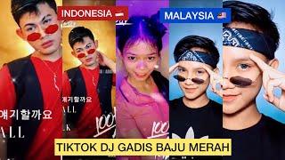 Download Mp3 TIK TOK Viral DJ GADIS BAJU MERAH Ade La Muhu 2020 Transisi Paling Keren di TIK TOK