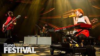 Gambar cover Paramore - When It Rains - (iTunes Festivel 2013)- [HD]