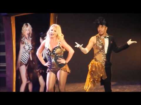 Britney Spears - I Wanna Go (Live DVD 2016)