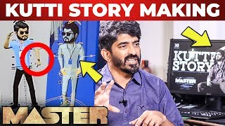 Master – KUTTI STORY Official Making Video | Thalapathy Vijay | Anirudh | Lokesh | VFX Artist