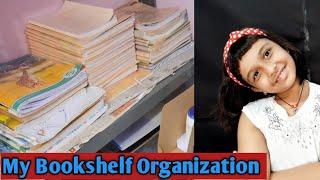 My bookshelf Organization   bo…