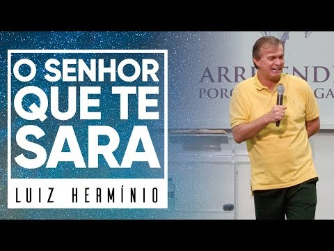 MEVAM OFICIAL - O SENHOR QUE TE SARA - Luiz Hermínio