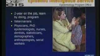 The Veterinarian Working in Public Health