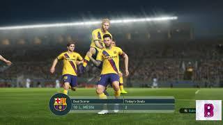 Leganes vs fc barcelona / full match & all goals hd gameplay