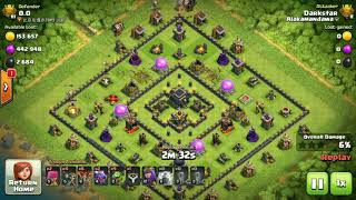 | Clash of Clans | TH 9 Raids in Titan 2 | BabyLoon |