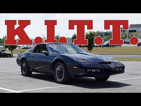 1982 Knight Industries Two Thousand: Regular Car Reviews