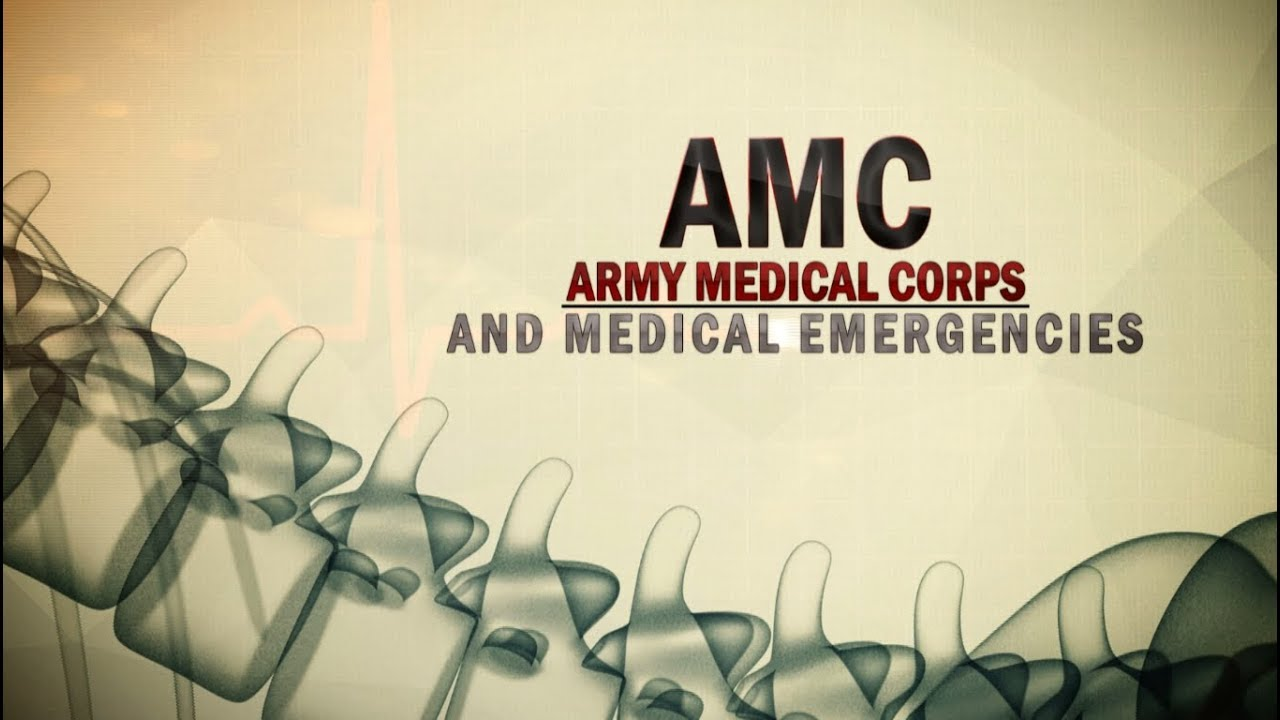 Army Medical Corps  (Official Documentary)
