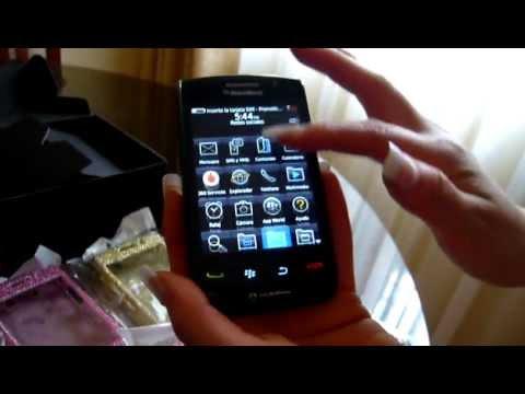 Blackberry Storm 2 (9520) RE-UNBOXING