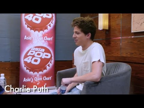 Round Table discussion with Charlie Puth & Dom Lau
