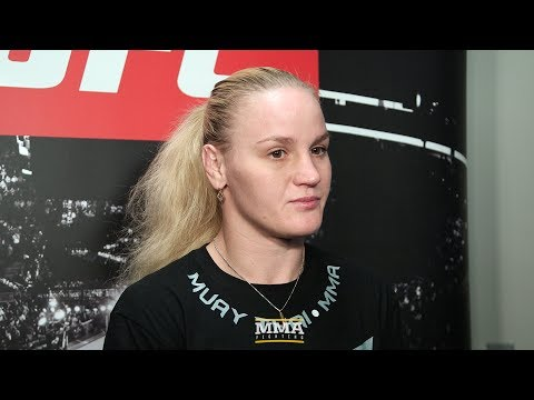 Valentina Shevchenko Reacts to Amanda Nunes Pulling Out of UFC 213 – MMA Fighting