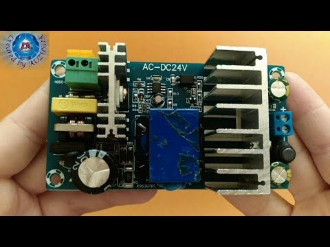Ciglow Switching Power Supply Board DC24V 6A 150W Switching Power Supply Board