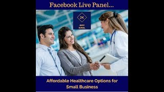 FacebookLive Affordable Health Care Panel