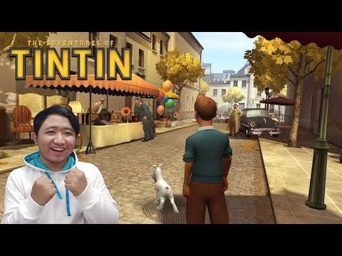 GAME ANDROID RASA PC - The Adventures Of Tintin Android