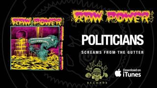 Raw Power - Politicians
