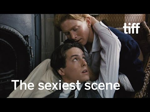 James Ivory On MAURICE's Sexiest Scene | TIFF 2018