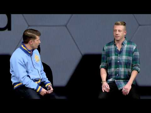 Macklemore: Don't let perfection stop you  TEDxPortland