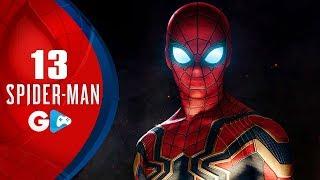 SPIDER-MAN PS4 - #13 Homem Aranha traje do filme GUERRA INFINITA, SENSACIONAL (PT-BR PS4 PRO)