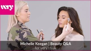 All Things Beauty with Michelle Keegan | Very.co.uk