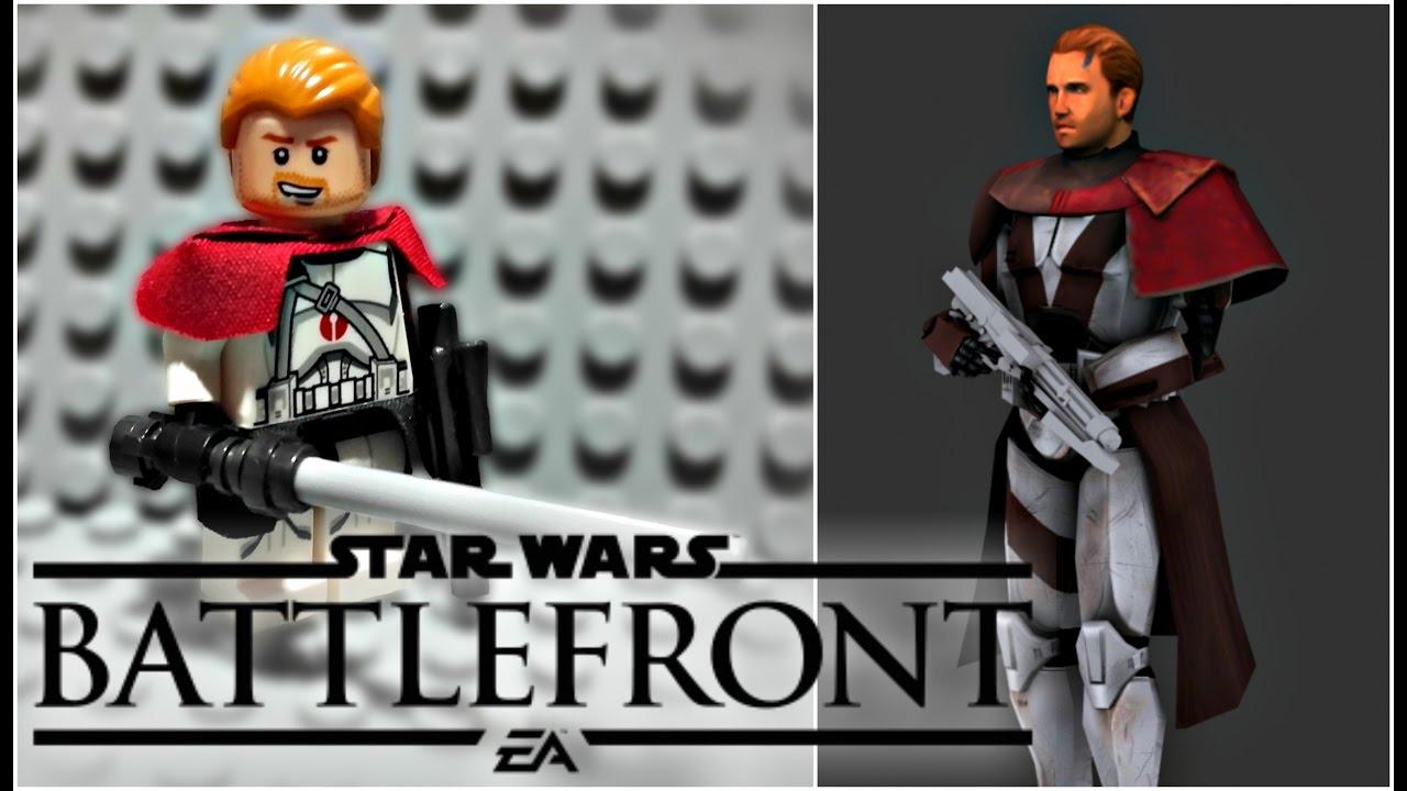 how to make lego star wars battlefront guns