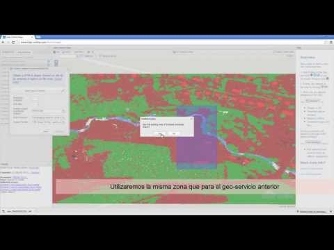 GEO-Servicios en LiDAR Online