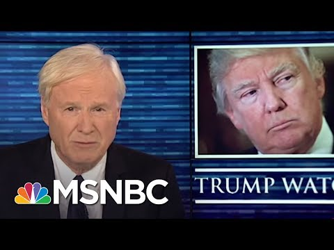 Chris Matthews: US Foreign Policy Is Now President Donald Trump's Psyche | Hardball | MSNBC